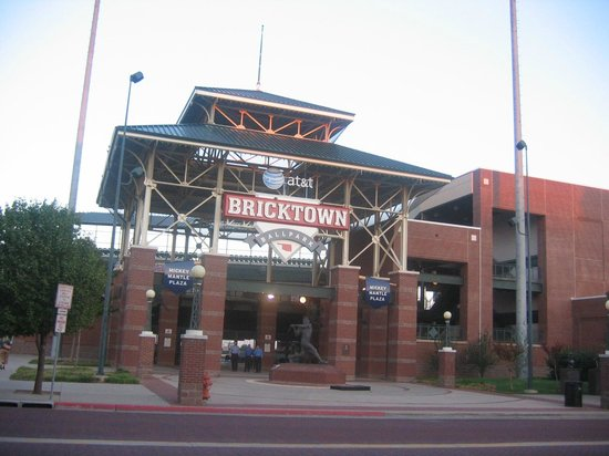 Bricktown Baseball Stadium