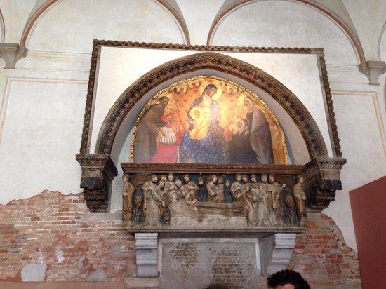 Basilica Santa Maria Gloriosa dei Frari: Transetto destro
