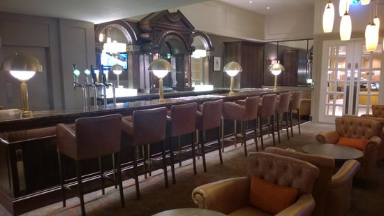 Clayton Hotel Burlington Road: Executive lounge