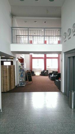 Best Western Hotel München-Airport: Lobby