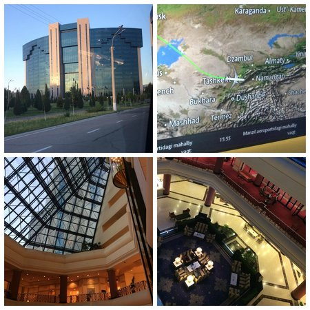 International Hotel Tashkent: Отель