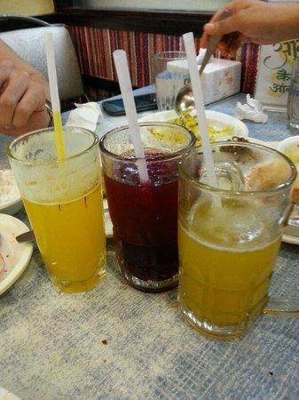 Aaswad: The Drinks- Kairi Panhe, Kokam, Ginger Lemon