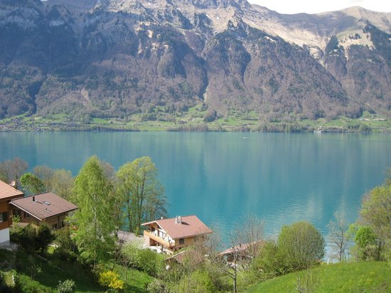 Lake Brienz: Lake Breinz