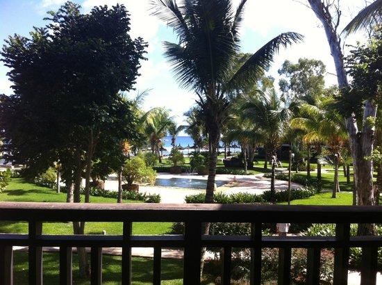 InterContinental Mauritius Resort Balaclava Fort : vue de la chambre 1414