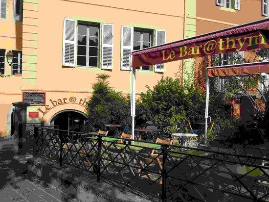 Restaurant Le Bar  Ef Bf Bd Thym Chambery
