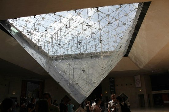 Louvre Museum: louvre2
