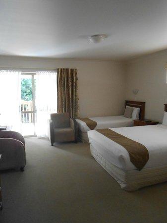 BEST WESTERN Braeside Rotorua: Spacious room