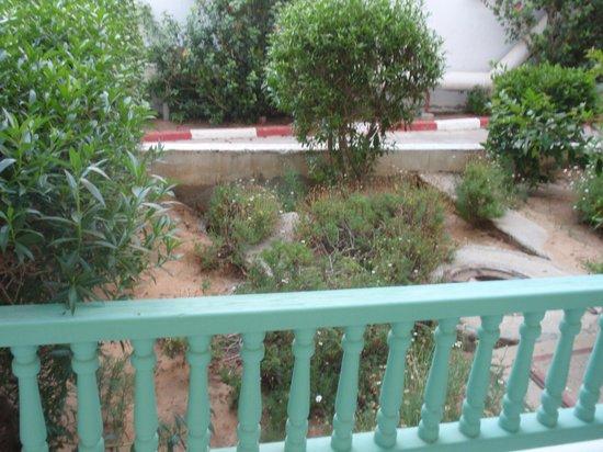 El Mouradi Palace : view form balcony