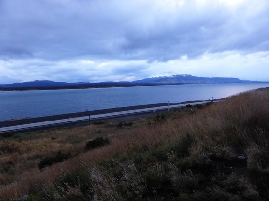 Weskar Patagonian Lodge : awesome view