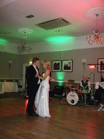 Sherbrooke Castle Hotel : First dance