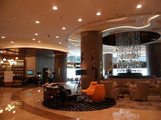Le Meridien Kuala Lumpur: Lobby area
