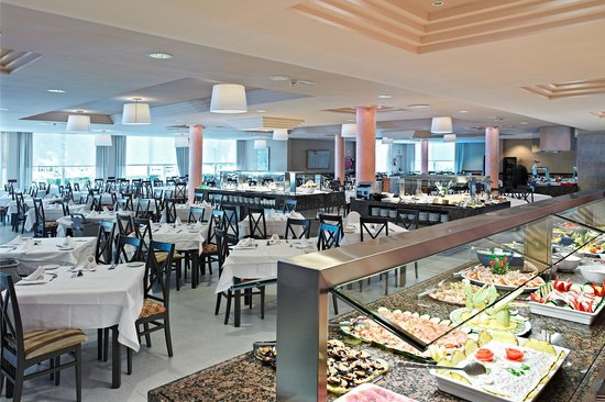 Protur Vista Badia Aparthotel: Comedor - Dinner Room