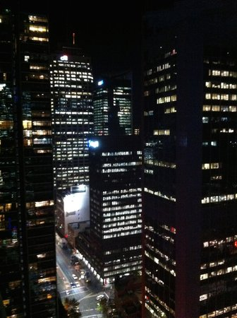 Meriton Serviced Apartments Kent Street: View from 45th floor