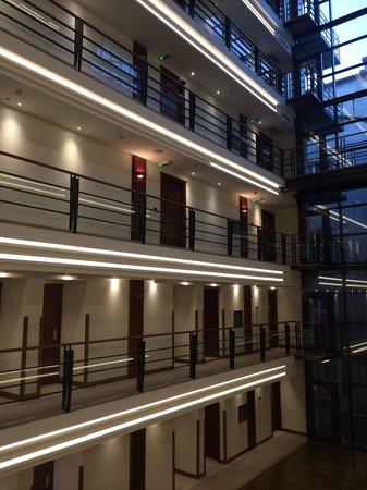 Hotel Dubrovnik: Corridor