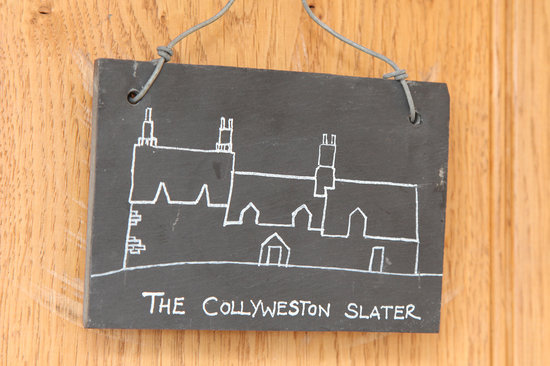 The Collyweston Slater....it's all about you