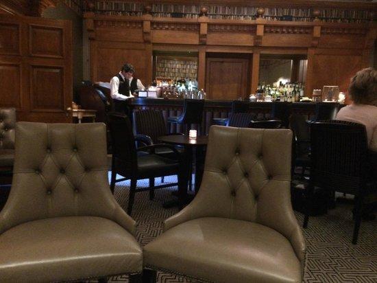 Macdonald Bath Spa Hotel: Bar
