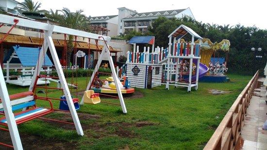 SENTIDO Turan Prince: Kinderspielplatz