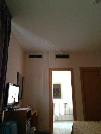 Hotel Principal: Aire acondicionado