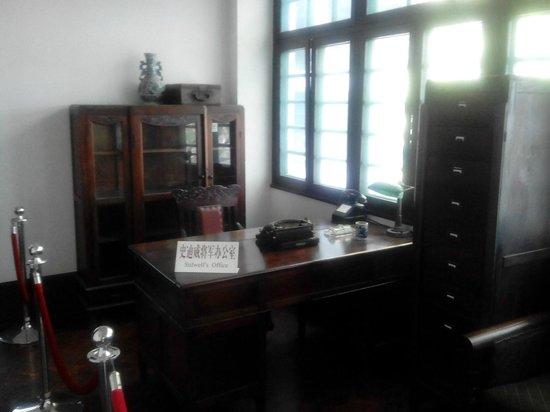 Museum Stilwell / Bekas Kediaman Jendral Stilwell