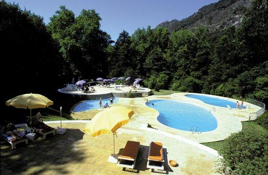 Águas do Gerês - Hotel, Termas & Spa : Piscinas Exteriores