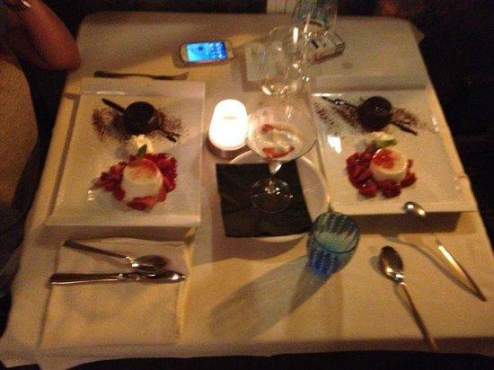 Marechiaro: Dessert