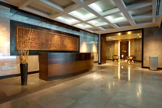 The Sultan Hotel & Residence Jakarta: Lobby Area Residence