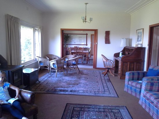 Armstrong, Australia: Inside the House