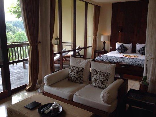 Komaneka at Bisma : Beautiful room