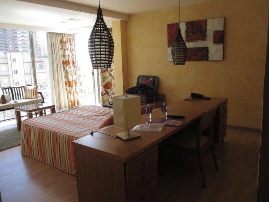 Servigroup Diplomatic: excelente habitacion