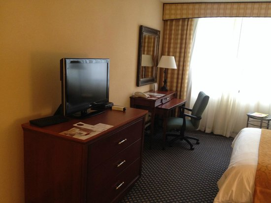 Houston Marriott Westchase : Room