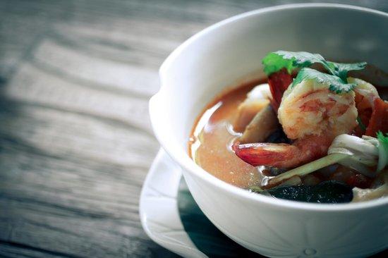 Dining Corner Restaurant: Tom Yum Goong