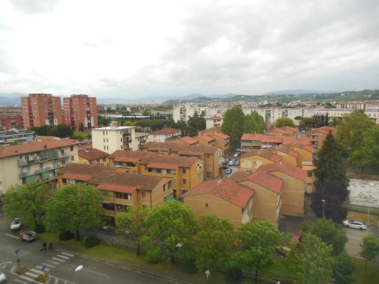 Hilton Florence Metropole: City View from Hotel Room