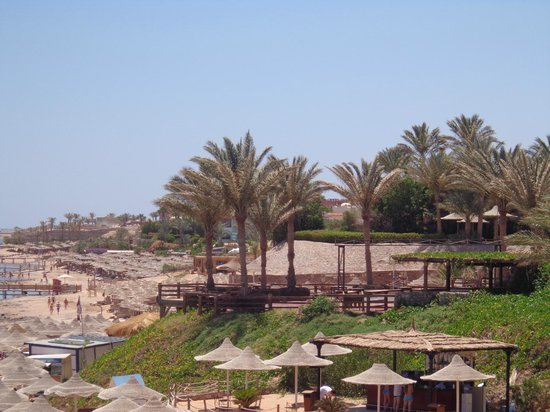 Nubian Island Hotel: View from hotel