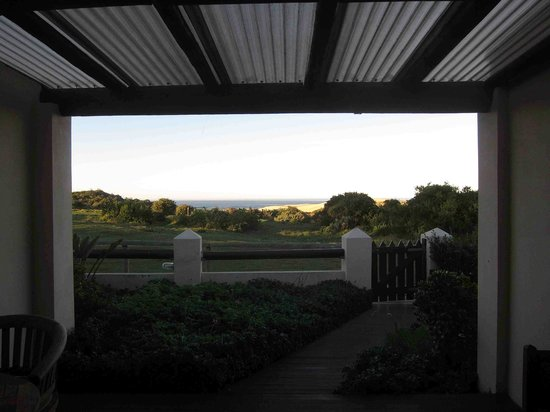 Oyster Bay Lodge : Room View