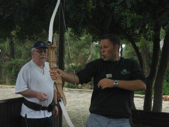 Isil Club Bodrum : deniz animateur