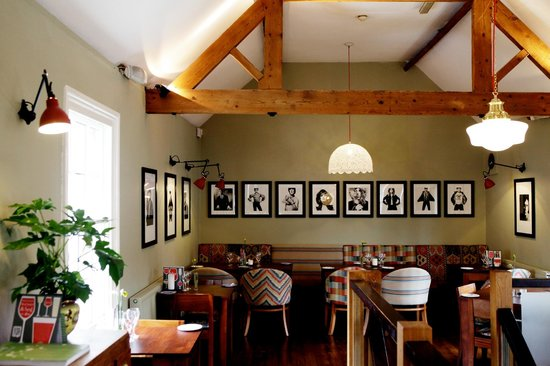 One Elm: Upstairs Eatery