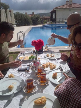 Imren Han Hotel & Mansions : Havuz