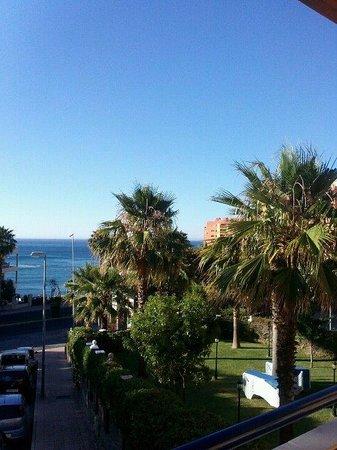 Hotel Apartamentos Vistamar: View from our apartment