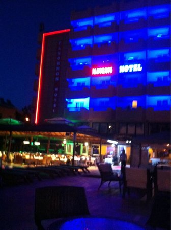 Panormos hotel restaurant