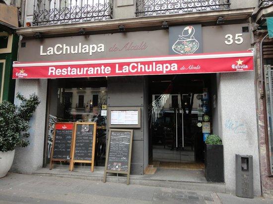 Solomillo y pluma ib rica fotograf a de la chulapa de - La chulapa de alcala madrid ...