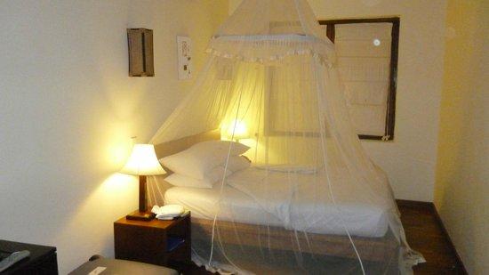Amata Resort and Spa : Le lit