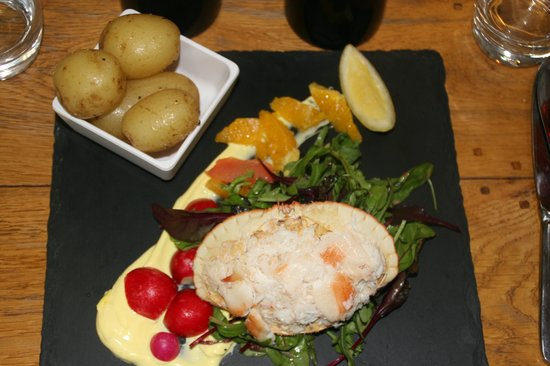 The White Horse : Cromer Crab