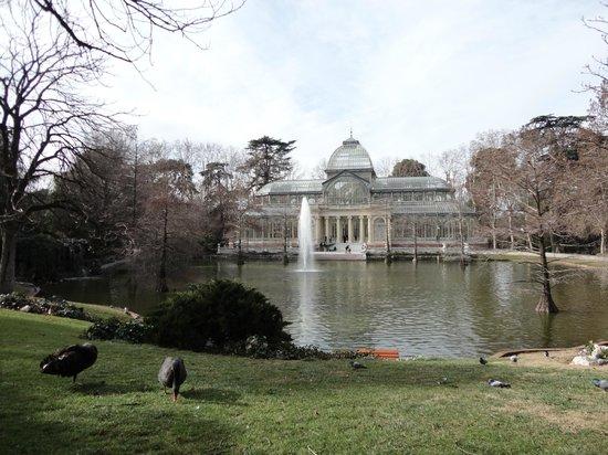 Parque del Retiro: Parco del Ritiro