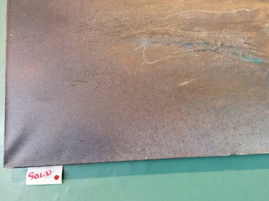 The Harbour Inn: Artwork for sale £680!!