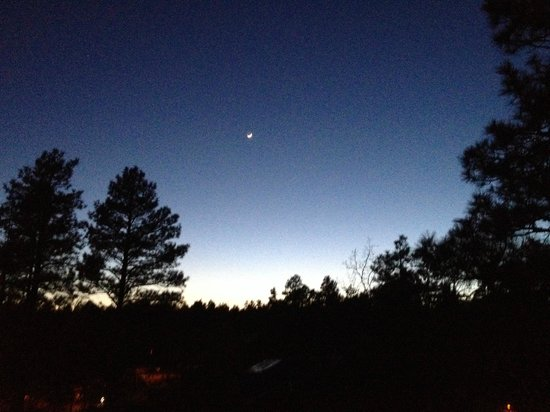 Lowell Observatory: New moon at Lowell