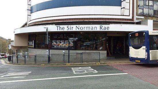 JD Wetherspoon the Sir Norman Rae