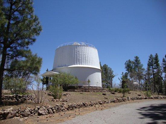 Lowell Observatory: Lowell telescope