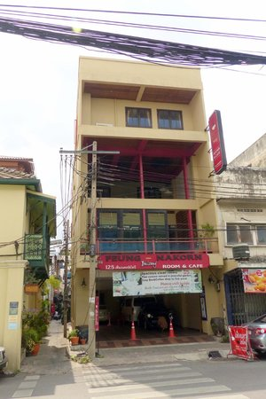 Feung Nakorn Balcony Rooms & Cafe : Feung Nakorn Balcony Rooms