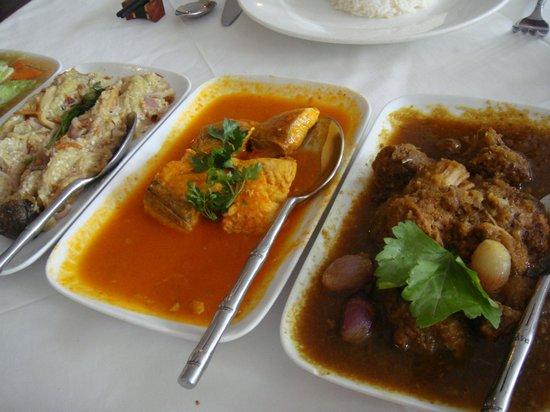Monsoon Restaurant: 美味しい料理