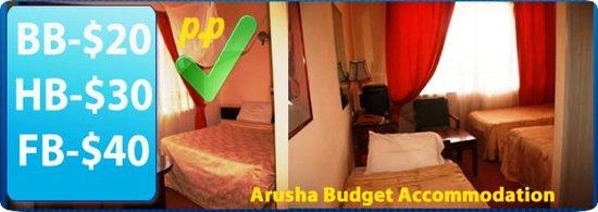 ABA Hotel Frankfurt: Budget Rooms in Arusha